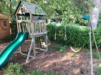 Swing set and slide  Fairfax, 22032