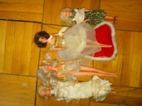 Vintage barbie dolls feom 1967 Washington, 20008