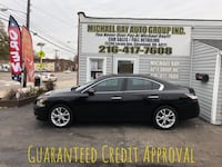 2012 Nissan Maxima 4dr Sdn V6 CVT 3.5 S w/Limited Edition Pkg Cleveland, 44111