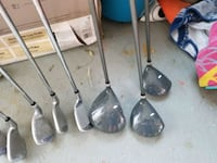 Ladies Gold Clubs