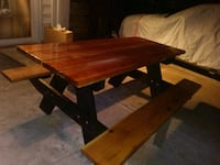 A MUST HAVE!! Beautiful 6ft picnic table  Papillion, 68046