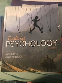 Exploring psychology 10th edition college textbook