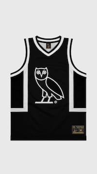 *New* OVO Basketball Jersey (Size XL)