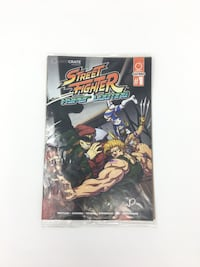 Street Fighter Hyper Looting Comic Book #1 - Loot Crate Exclusive