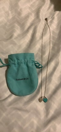 Authentic Tiffany necklace  Chestermere, T1X 1N2