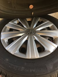 2015 Volkswagon Jetta wheels and tires  Alhambra, 91801