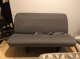 Car seat couch