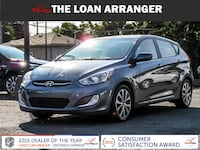 2017 Hyundai Accent with 56131km and 100% approved financing Toronto