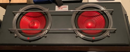 Road master two way speakers