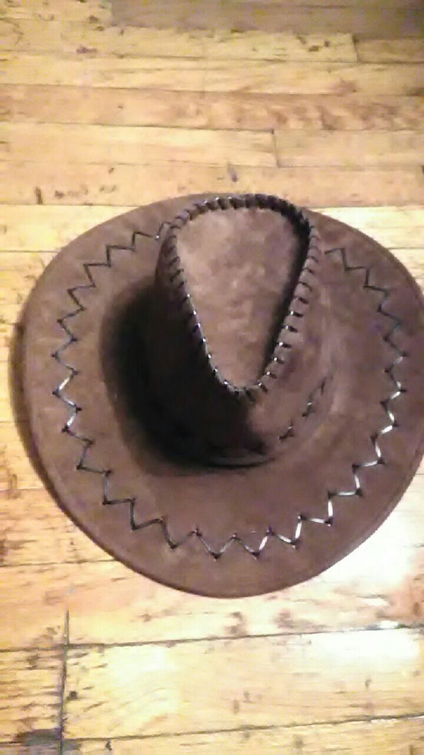 c6d828f09fe18 Used brown cowboy hat for sale in Chicago - letgo
