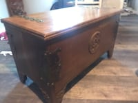 Antique trunk in great condition  Smyrna, 37167