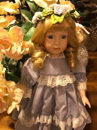 Still Pretty in Lavender & Lace Porcelain Doll Gainesville, 20155