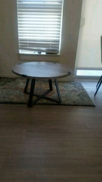 Wooden Coffee Table Denver