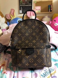Authentic LV backpack 11052 km