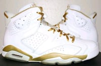 Jordan 6 Golden Moments  Killeen, 76542