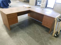 L-SHAPED DESK Forest Hill, 21050