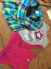 Tops justice size 7 Midland, 79705