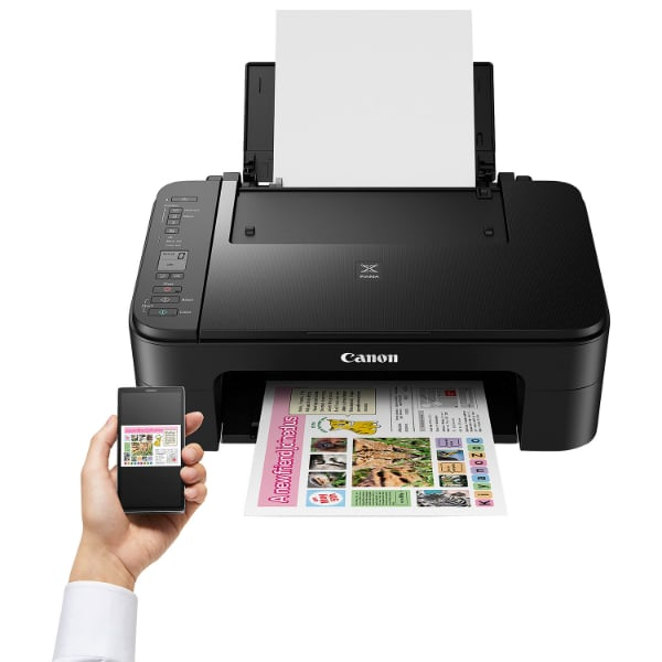 MUST SELL - Canon TS3129 PIXMA Wireless All-in-One Inkjet Printer