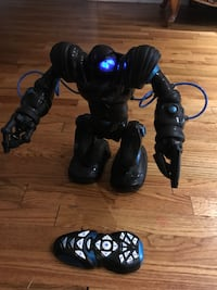 ROBOT TOY RS BLUE...