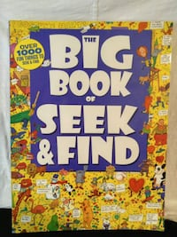 The Big Book Of Seek & Find book Kingsport, 37660