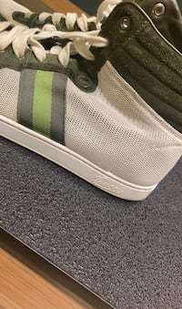 Gucci Sneakers High top Forest green Authentic Gucci. UsedSize 10-10.5 Silver Spring, 20902