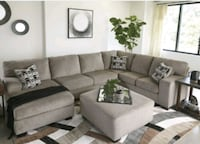 Brand New!Ballinasloe Platinium Sectional!39$ Down Baltimore