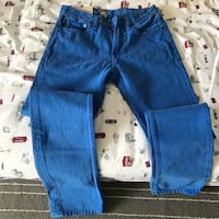 Abercrombie Kids 16slim straight cut jeans-totally new 布罗萨德, J4Z 0K5