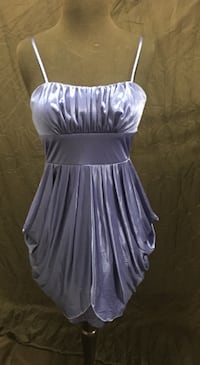 Royal Blue Homecoming Dress Size Small. Las Vegas