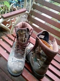 Hunting boots/insulated/Clean 1019 mi