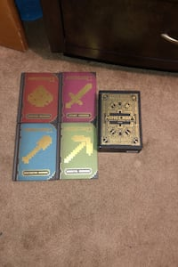 Books From Minecraft