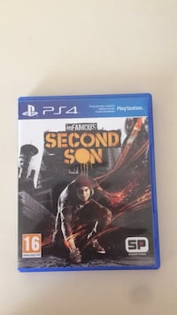 Ps 4 SECOND SON