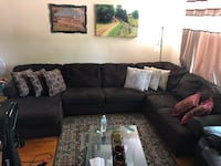 Sectional couch Mississauga, L5A 2R2