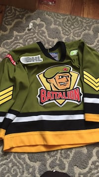 OHL hockey jersey (size youth sm Mississauga, L5J 3P8