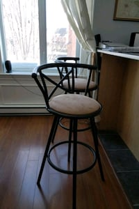 High chair for kitchen or bar
