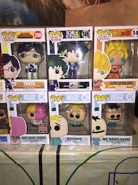 Funko POP! Dragon Ball Z, My Hero Academia, Cowboy Bebop... Toronto, M3J 1B3