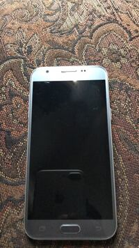 White samsung galaxy android smartphone Clinton, 20735