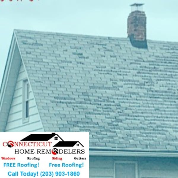 Waterbury, Get Your Roof Replaced For FREE TODAY!
