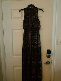XHILARATION M maxi dress Burke, 22015