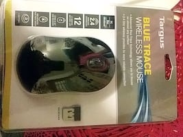 Tragus Blue Trace Wireless Mouse