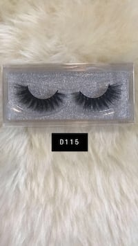D115 BRAND NEW Mink Lashes Mississauga