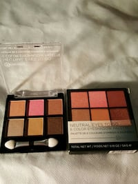 Neutral eye shadow palette  New York, 10029