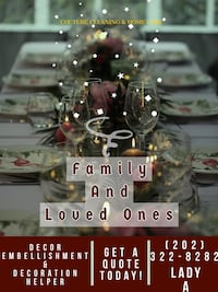 Personalized decorations Capitol Heights, 20743