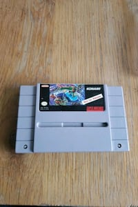 Rare NFR TMNT Turtles in Time SNES