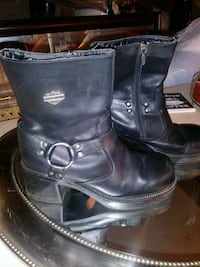 Harley Davidson boots size 7 great condition. Lake Elsinore, 92530