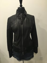 Brand new mackage leather jacket from Aritzia size L Oakville, T1Y