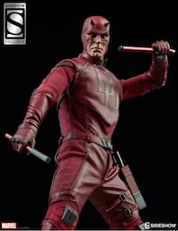 Daredevil Exclusive Sideshow  Yonkers, 10710