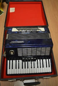 Used Weltmeister Stella German Piano Accordion ( accordian ) for sale in  Harrington Park - letgo
