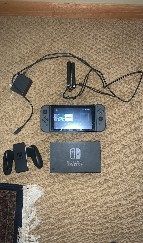 Portable game console 0