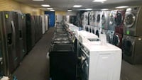 New scratch and dent and used Appliances from$299  Randallstown