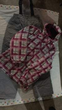 red, black, and white plaid dress shirt Guelph, N1E 6W4
